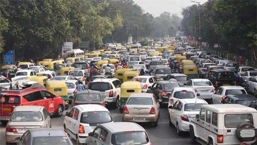Bằng lái xe ở Ấn Độ