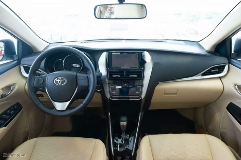 Bán Toyota Vios G CVT  đời 2019 giá cạnh tranh, giao xe nhanh toàn quốc (2)