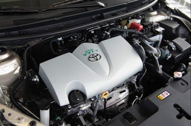 Bán Toyota Vios G CVT  đời 2019 giá cạnh tranh, giao xe nhanh toàn quốc (3)