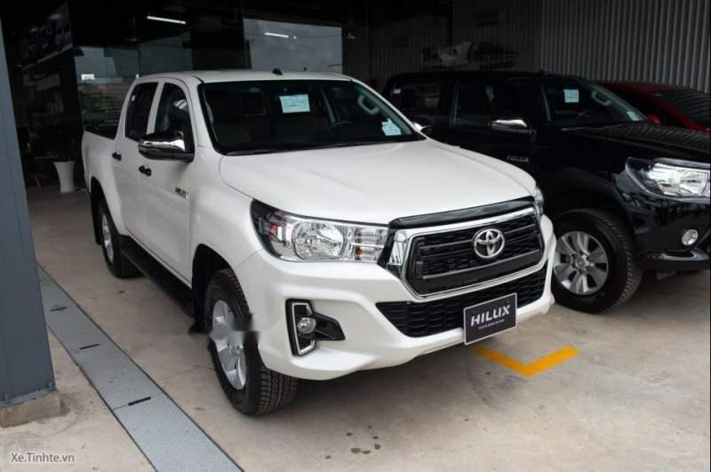 Bán xe Toyota Hilux sản xuất năm 2019, nhập khẩu, mới 100%. Giá tốt - đủ màu-2