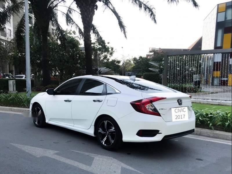 Bán Honda Civic đời 2017, màu trắng, nhập khẩu  -2