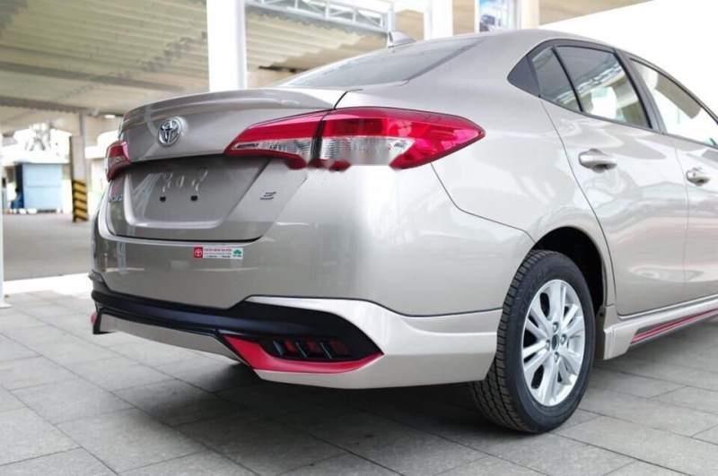 Bán Toyota Vios G CVT  đời 2019 giá cạnh tranh, giao xe nhanh toàn quốc (4)