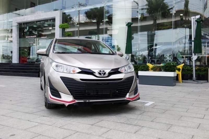 Bán Toyota Vios G CVT  đời 2019 giá cạnh tranh, giao xe nhanh toàn quốc (1)