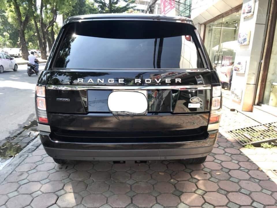 Bán LandRover Range Rover Black Editions đời 2016 phiên bản giới hạn 100 chiếc, màu đen, xe nhập Mỹ-4
