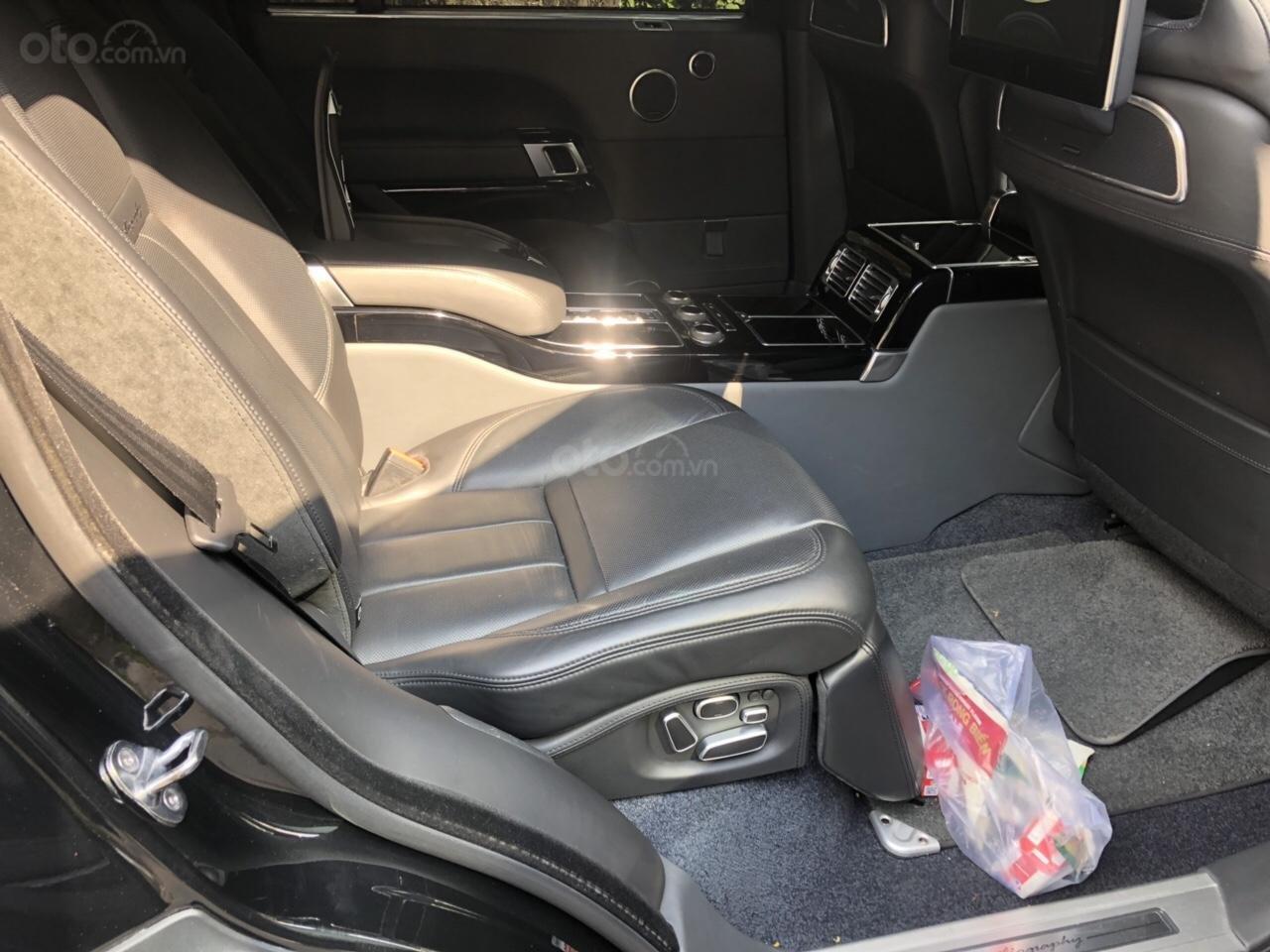 Bán LandRover Range Rover Black Editions đời 2016 phiên bản giới hạn 100 chiếc, màu đen, xe nhập Mỹ-2