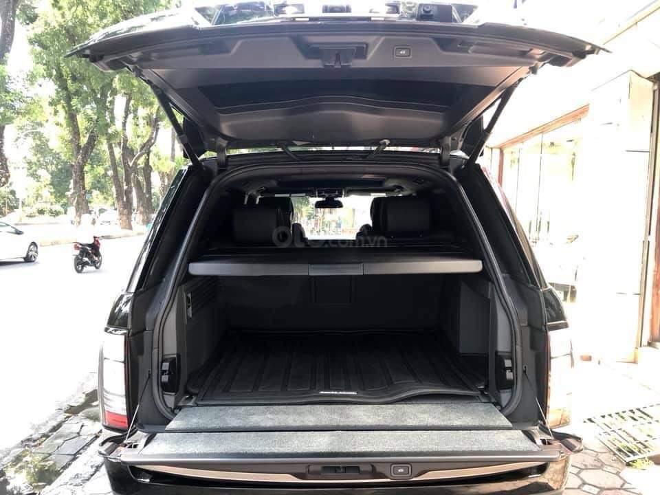Bán LandRover Range Rover Black Editions đời 2016 phiên bản giới hạn 100 chiếc, màu đen, xe nhập Mỹ-10