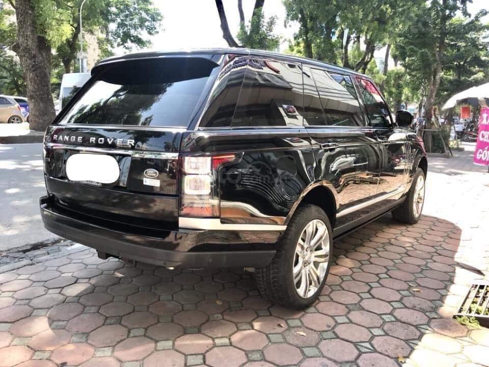 Bán LandRover Range Rover Black Editions đời 2016 phiên bản giới hạn 100 chiếc, màu đen, xe nhập Mỹ-8