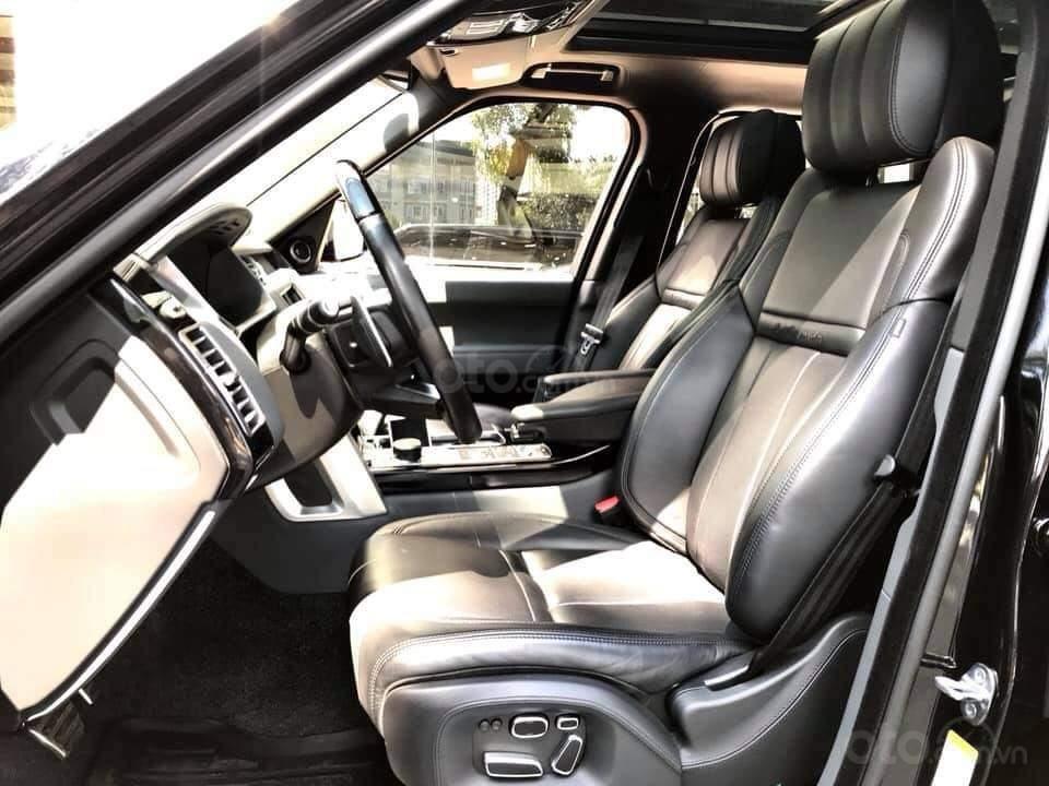 Bán LandRover Range Rover Black Editions đời 2016 phiên bản giới hạn 100 chiếc, màu đen, xe nhập Mỹ-6