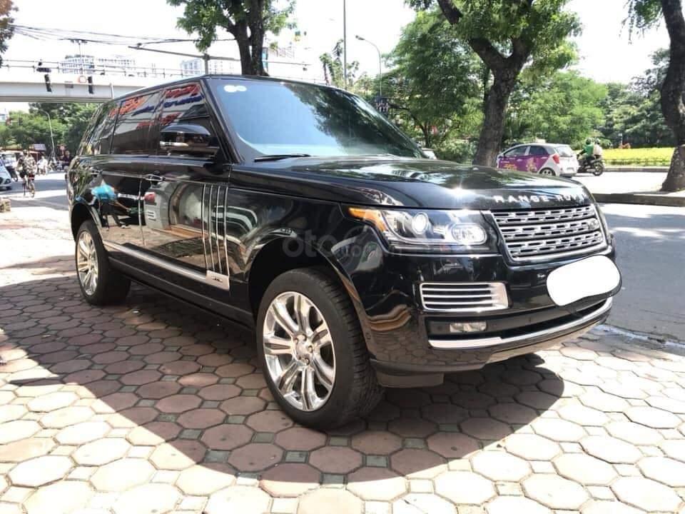Bán LandRover Range Rover Black Editions đời 2016 phiên bản giới hạn 100 chiếc, màu đen, xe nhập Mỹ-5