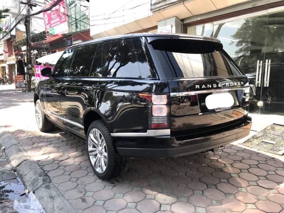 Bán LandRover Range Rover Black Editions đời 2016 phiên bản giới hạn 100 chiếc, màu đen, xe nhập Mỹ-11