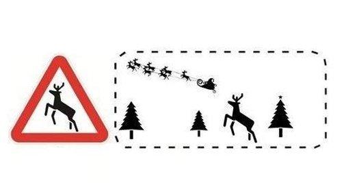 """(FUN) Ngoài ý nghĩa giao thông, những biển báo này còn được hiểu với những ý nghĩa """"khó đỡ""""4aa"""
