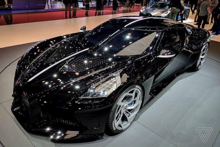 Khám phá chiếc xe đắt nhất thế giới đến từ thương hiệu Bugatti.