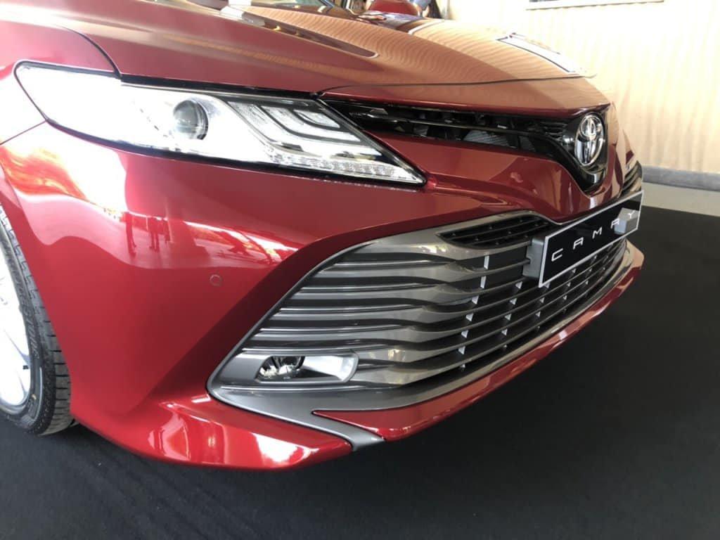Toyota Camry 2019 ra mắt tại sự kiện riêng của hãng a2