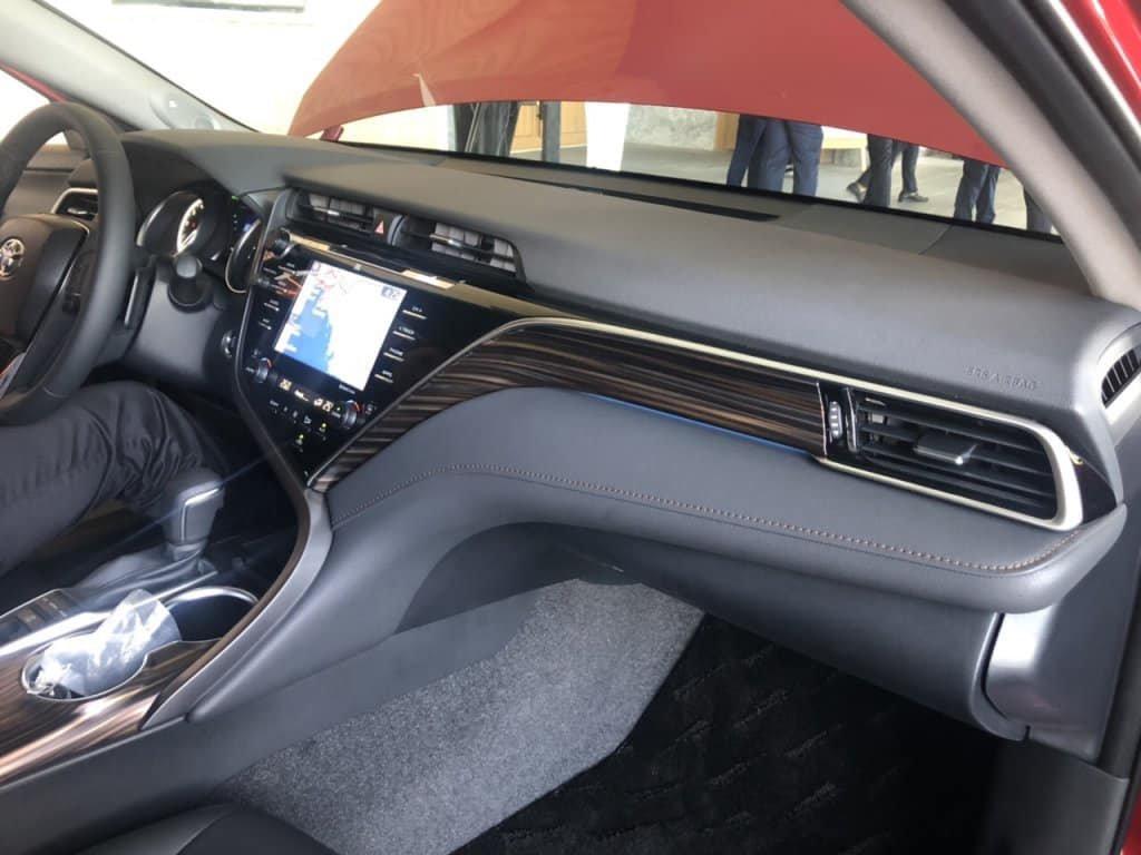 Ấn định ngày ra mắt Toyota Camry 2019 tại Việt Nam, giá đắt nhất phân khúc a3