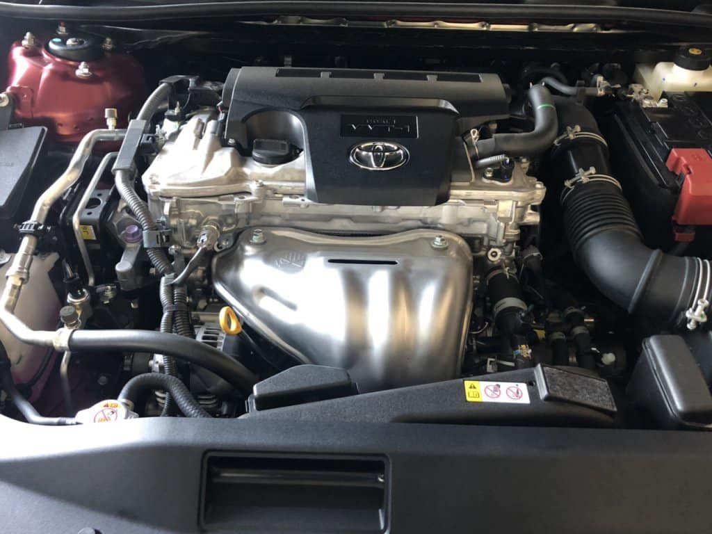 Toyota Camry 2019 ra mắt tại sự kiện riêng của hãng a8