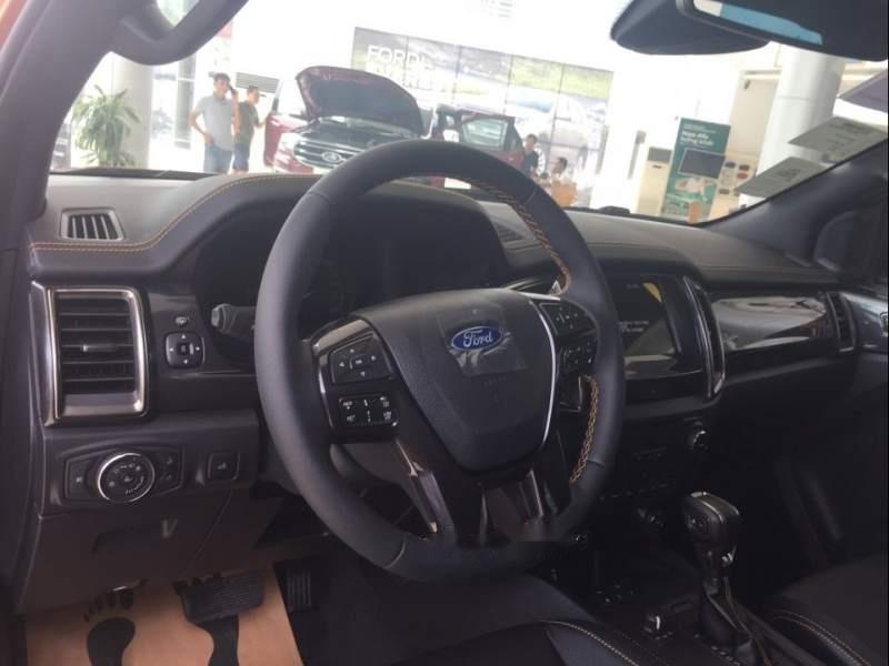 Bán Ford Ranger năm sản xuất 2018, màu nâu, nhập khẩu-3