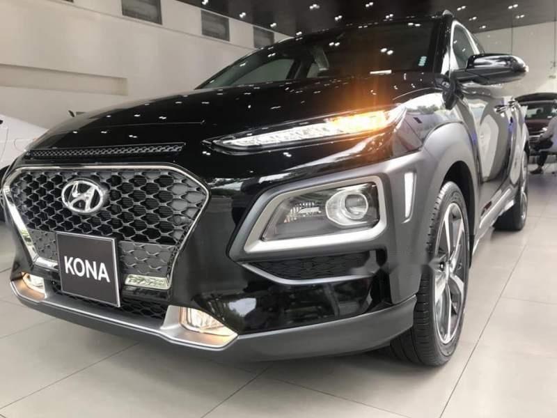 Bán xe Hyundai Kona 1.6 Turbo năm sản xuất 2019, giá tốt (2)