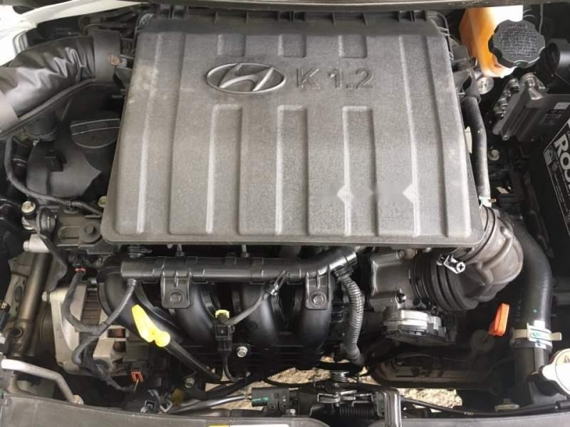 Cần bán lại xe Hyundai Grand i10 đời 2014, màu trắng, nhập khẩu còn mới, giá chỉ 359 triệu (5)
