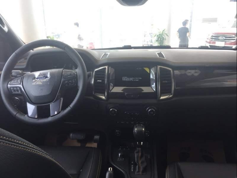 Bán Ford Ranger năm sản xuất 2018, màu nâu, nhập khẩu-5