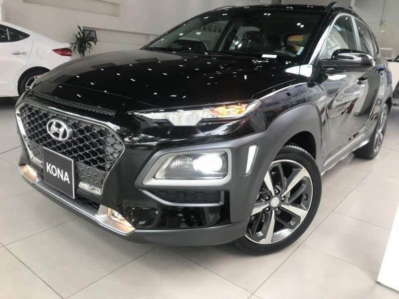 Bán xe Hyundai Kona 1.6 Turbo năm sản xuất 2019, giá tốt (4)