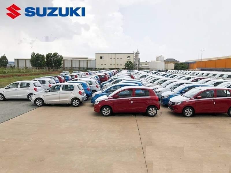 Cần bán xe Suzuki Celerio MT sản xuất 2019, xe nhập, giao nhanh toàn quốc (5)