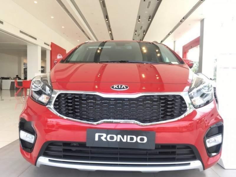 Bán xe Kia Rondo năm 2019, màu đỏ-0