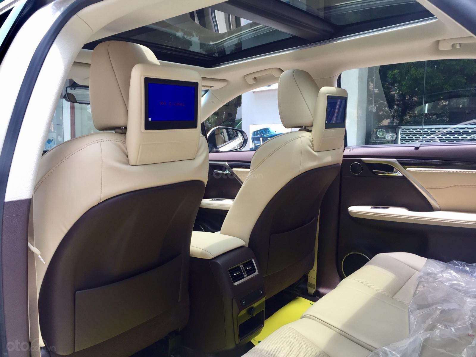 Cần bán xe Lexus RX350 2018 Luxury 05 chỗ mới, nhập Mỹ, full option. Lh 093.798.2266-11