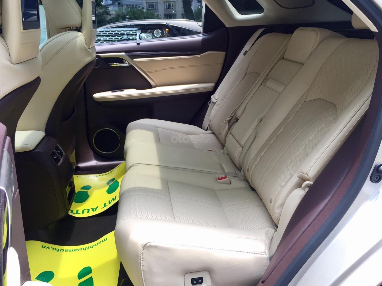 Cần bán xe Lexus RX350 2018 Luxury 05 chỗ mới, nhập Mỹ, full option. Lh 093.798.2266-12