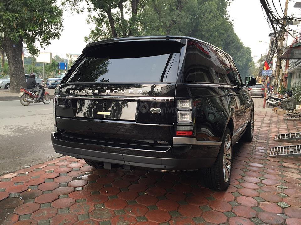 Cần bán xe Range Rover Autobiography LWB Black Edition 5.0 có 2 bàn làm việc, LH 093.798.2266-3