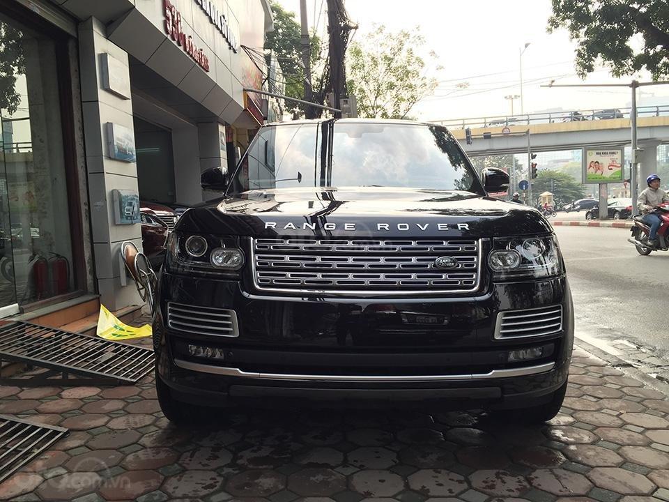 Cần bán xe Range Rover Autobiography LWB Black Edition 5.0 có 2 bàn làm việc, LH 093.798.2266-1