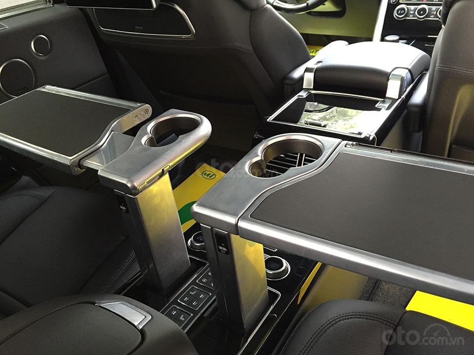 Cần bán xe Range Rover Autobiography LWB Black Edition 5.0 có 2 bàn làm việc, LH 093.798.2266-12