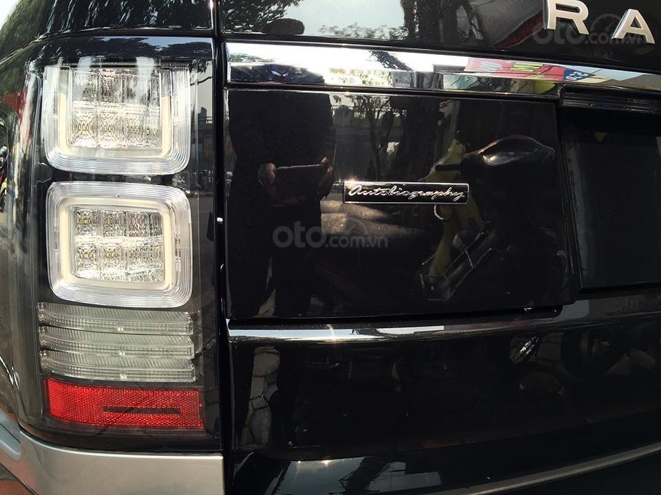 Cần bán xe Range Rover Autobiography LWB Black Edition 5.0 có 2 bàn làm việc, LH 093.798.2266-18