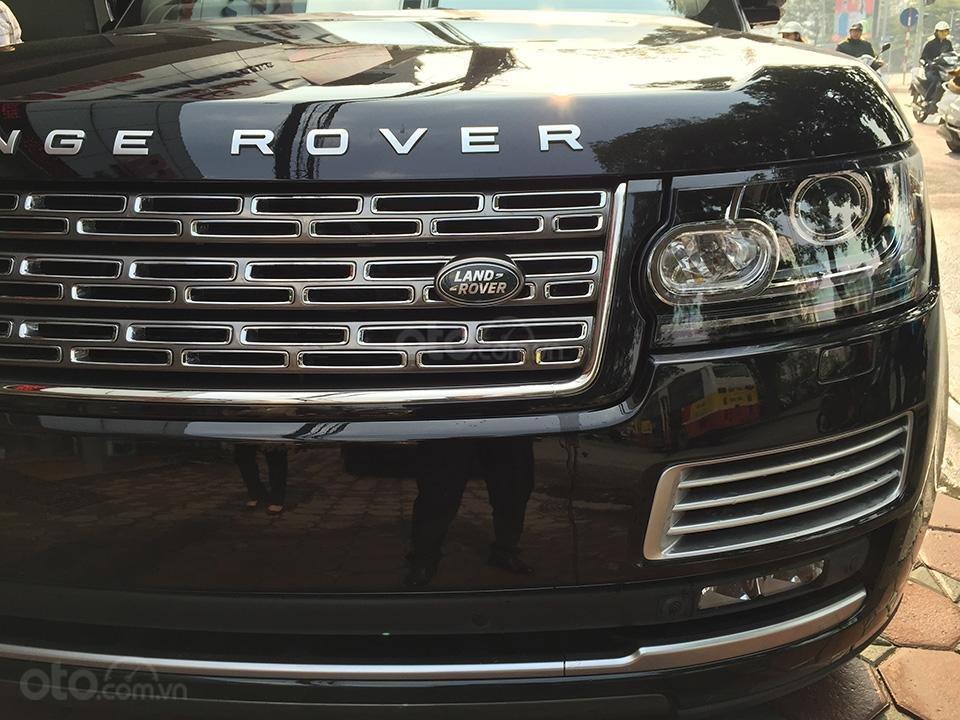 Cần bán xe Range Rover Autobiography LWB Black Edition 5.0 có 2 bàn làm việc, LH 093.798.2266-16