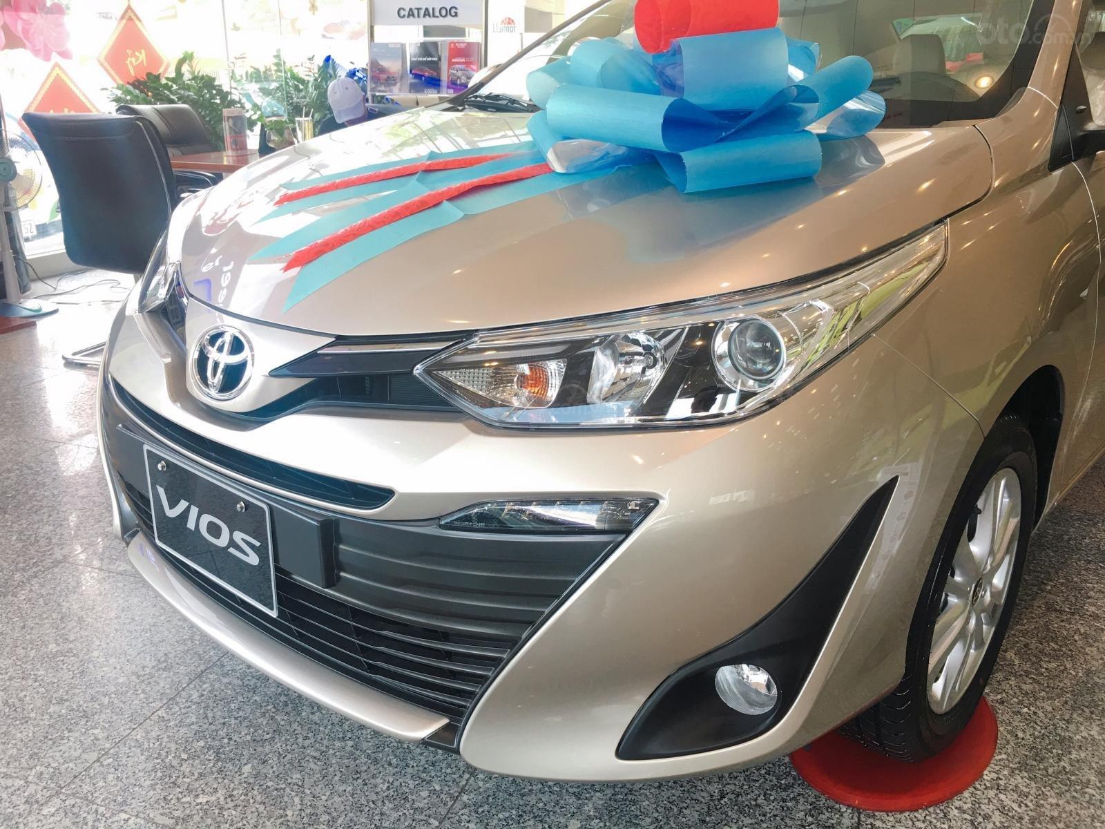 Toyota Vios 1.5G CVT - giá cực hot, hỗ trợ full phụ kiện chính hãng/ liên hệ ngay: 0906.396.095-1