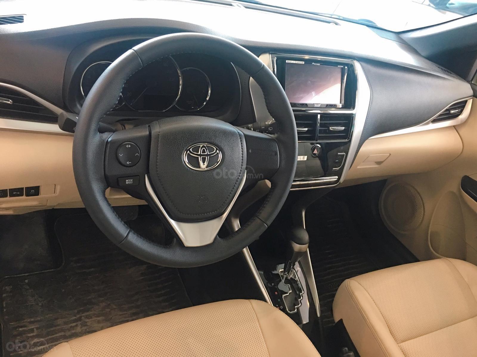 Toyota Vios 1.5G CVT - giá cực hot, hỗ trợ full phụ kiện chính hãng/ liên hệ ngay: 0906.396.095-6