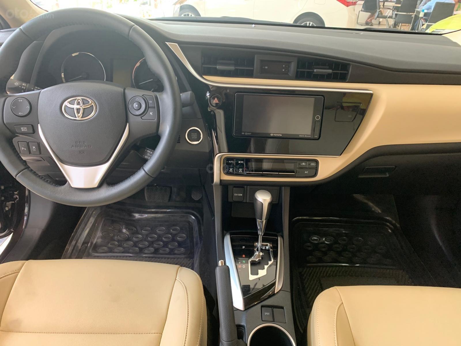 Trả trước chỉ từ 160tr nhận xe Toyota Altis 1.8G CVT sx 2019 Toyota Đông Sài Gòn - Gò Vấp, Lh 0909861184-1