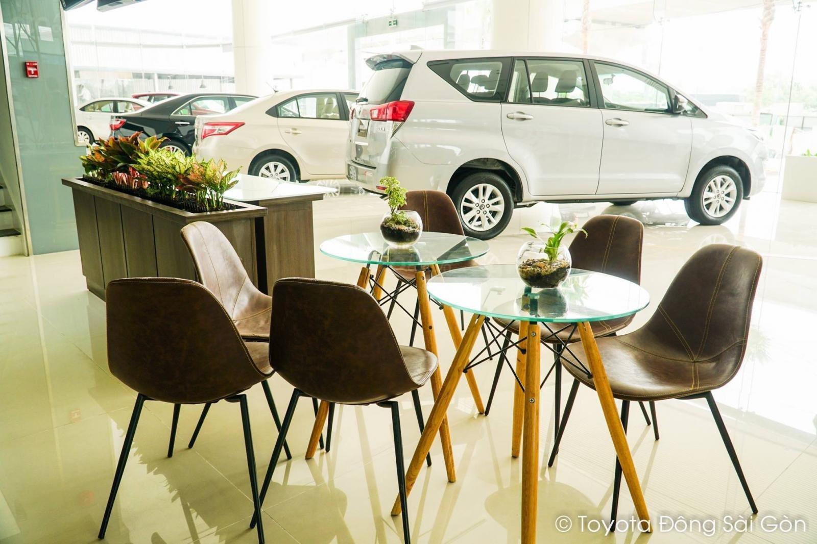 Toyota Đông Sài Gòn - CN Gò Vấp