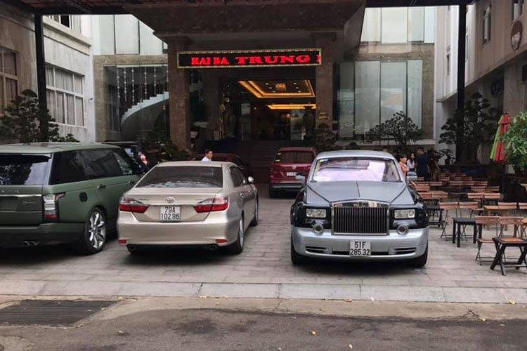 """Dàn xe siêu sang của ông """"trùm"""" café Đặng Lê Nguyên Vũ chở toàn mỹ nữ2aa3ass8aa"""