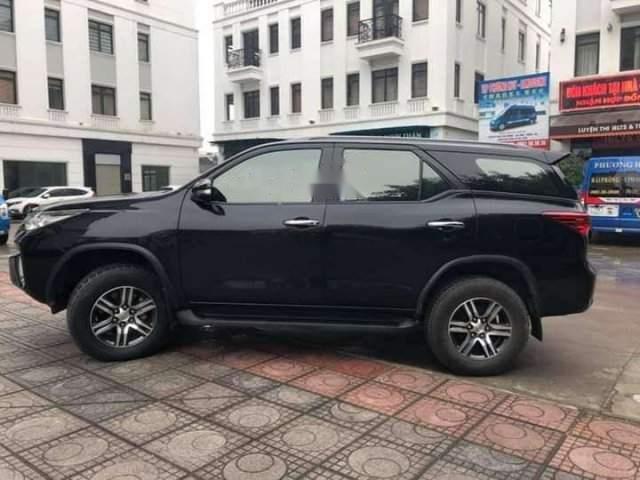 Bán xe Toyota Fortuner màu đen, máy xăng, số tự động, xe nhập, sản xuất 2017, đăng ký lần đầu tháng 8/2017-5