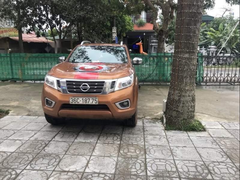 Cần bán xe Nissan Navara sản xuất 2016, nhập khẩu, 650tr (4)