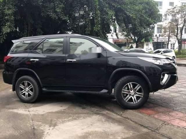 Bán xe Toyota Fortuner màu đen, máy xăng, số tự động, xe nhập, sản xuất 2017, đăng ký lần đầu tháng 8/2017-4