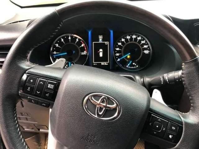 Bán xe Toyota Fortuner màu đen, máy xăng, số tự động, xe nhập, sản xuất 2017, đăng ký lần đầu tháng 8/2017-3