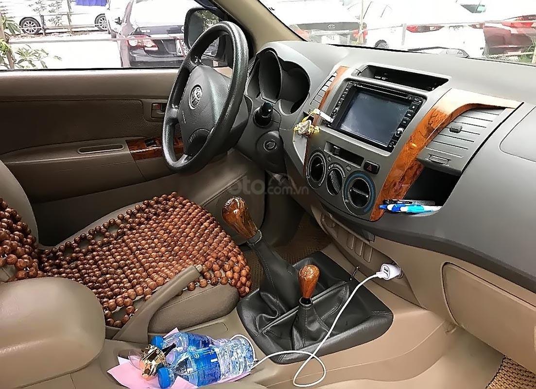 Chính chủ bán Toyota Hilux 3.0G 4x4 MT năm sản xuất 2010, xe nhập (2)