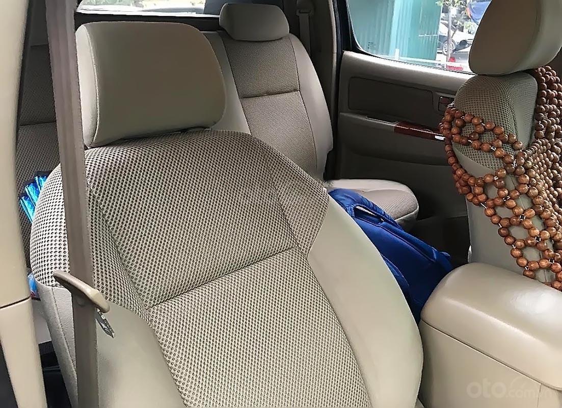 Chính chủ bán Toyota Hilux 3.0G 4x4 MT năm sản xuất 2010, xe nhập (5)