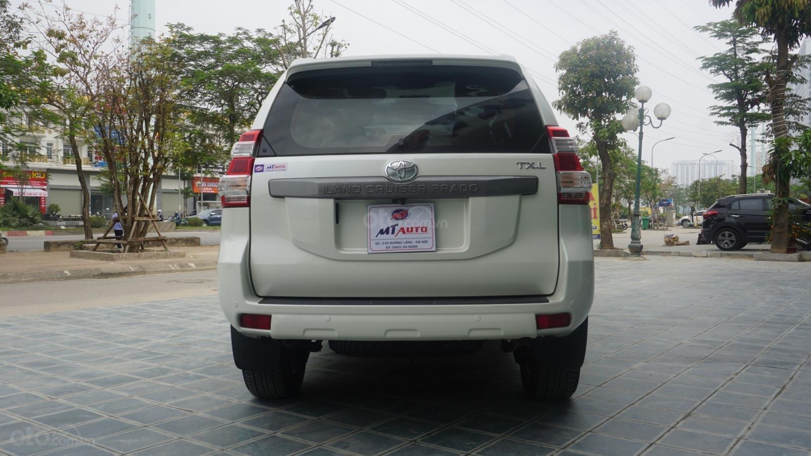 Bán Toyota Land Cruiser Prado 2017, màu trắng, nhập khẩu, LH em Hương 0945392468 (3)
