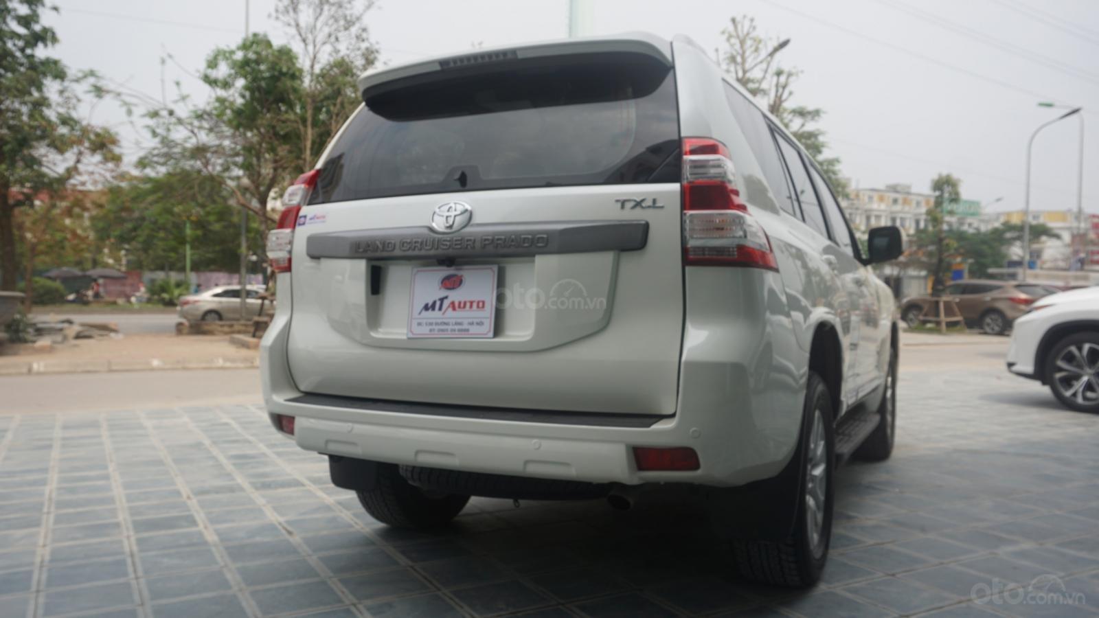 Bán Toyota Land Cruiser Prado 2017, màu trắng, nhập khẩu, LH em Hương 0945392468 (4)