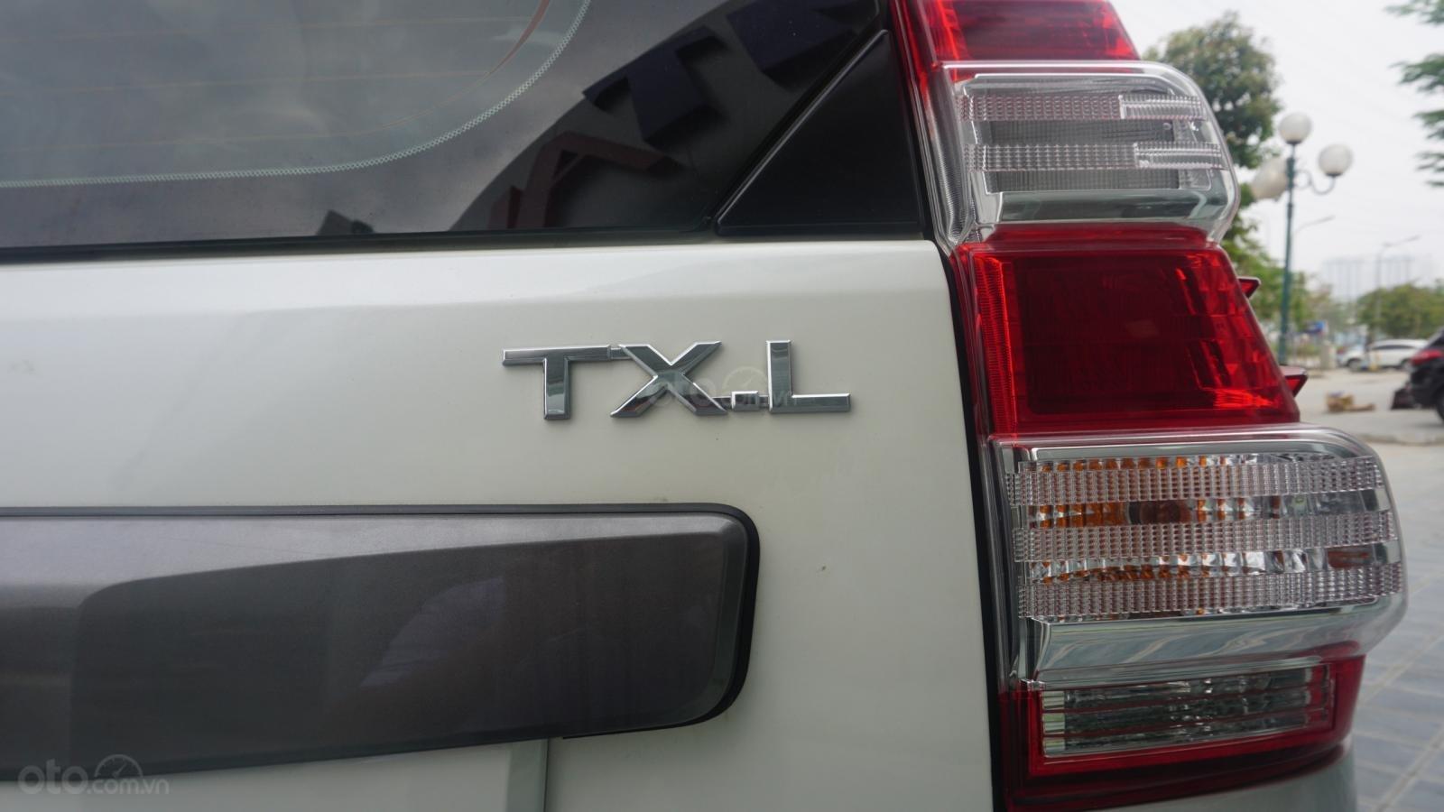 Bán Toyota Land Cruiser Prado 2017, màu trắng, nhập khẩu, LH em Hương 0945392468 (11)