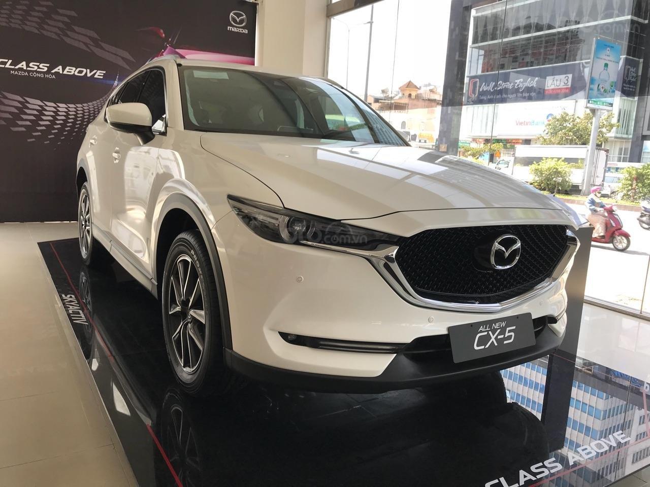Bán Mazda CX5 2019 - Ưu đãi lên đến 45tr  duy nhất 10 ngày vàng tháng 3 - Xe đủ màu - Giao ngay-4