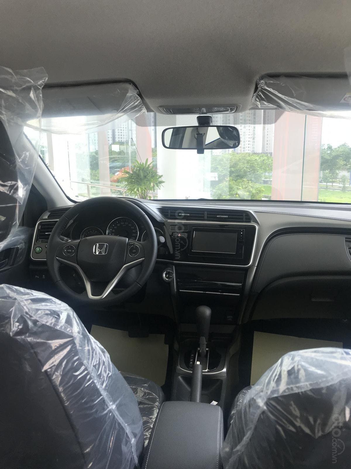 Honda City 2019 giá cực hấp dẫn nhiều khuyến mãi, alo ngay - Rước xe liền tay: 0934387353-4