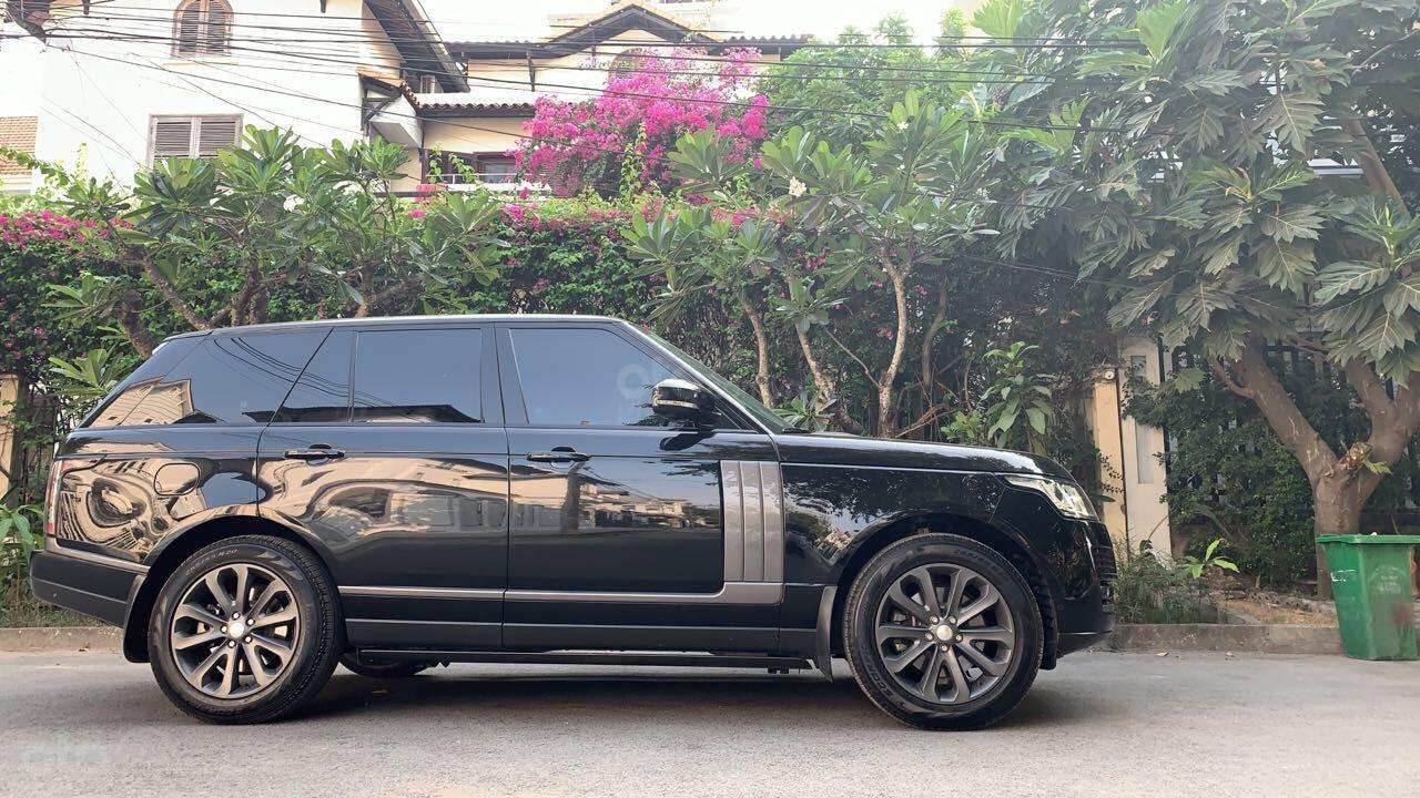 Chính chủ bán giá xe Range Rover Vogue màu đen 2015 xe đẹp giá tốt 093 2222253-1